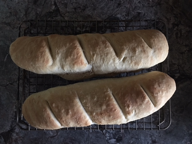 Sourdough Bread Finished Loaves