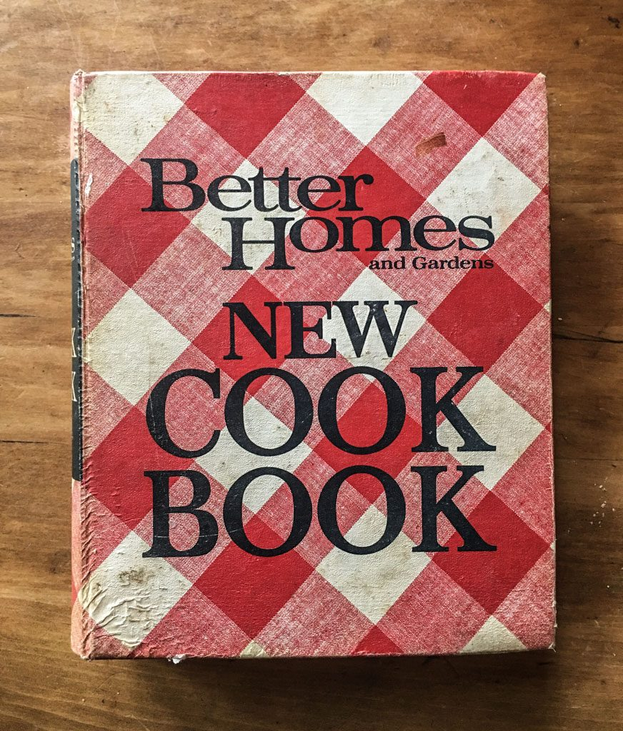 Better Homes and Gardens New Cook Book Image