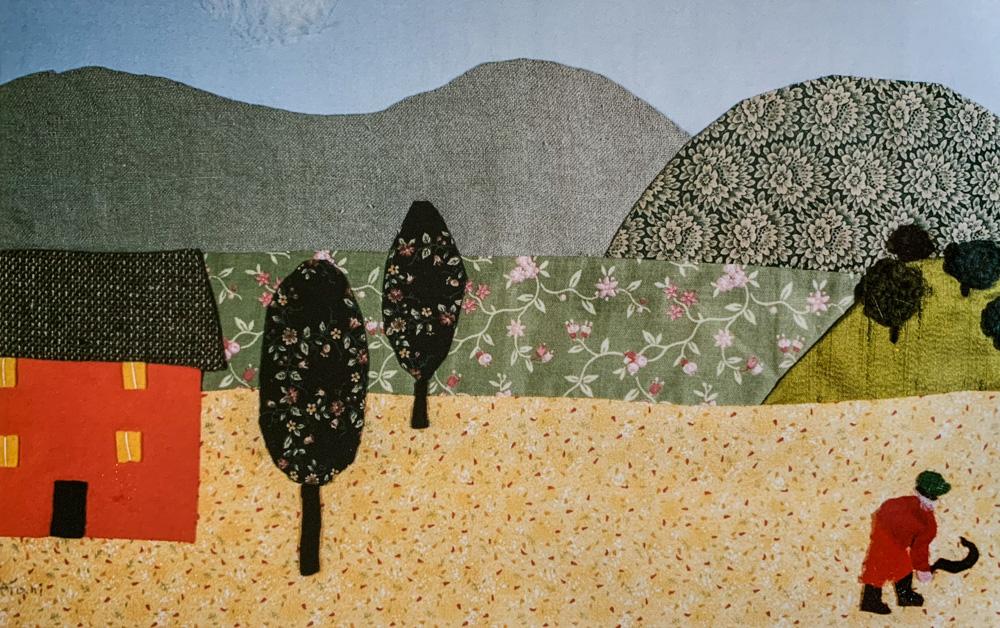 patchwork image
