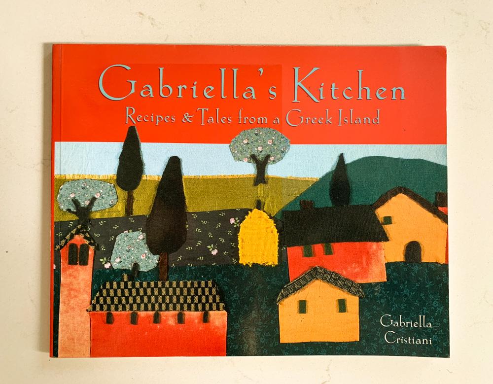 Gabriella's Kitchen cookbook cover