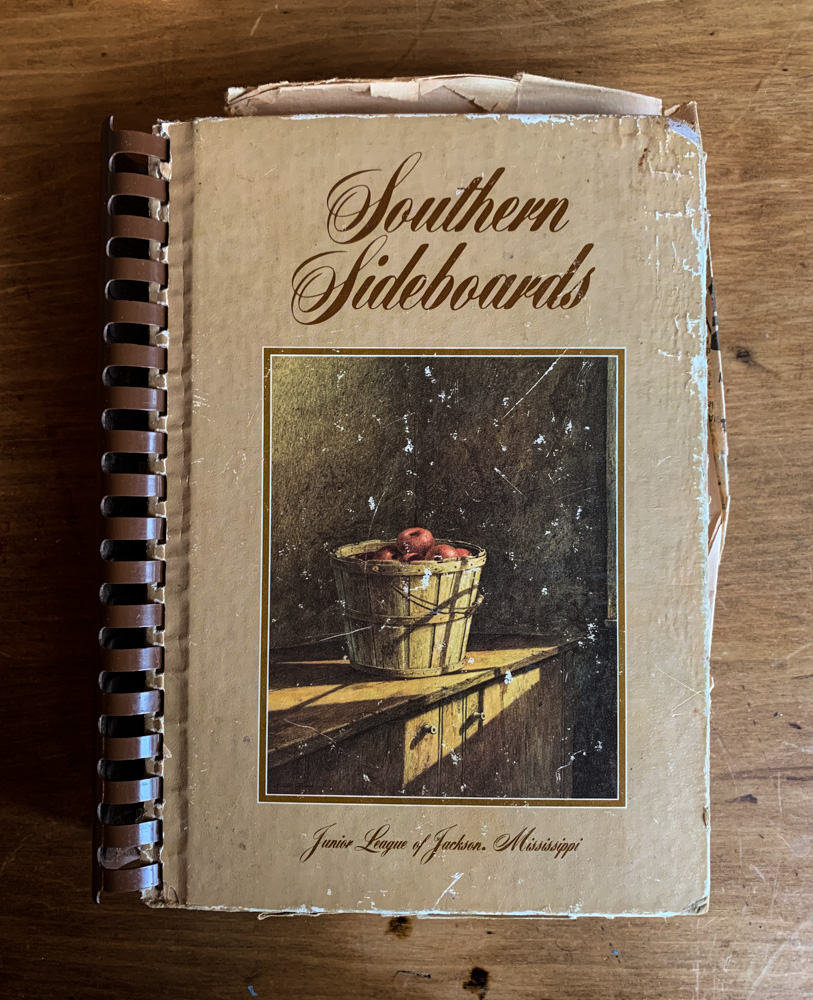 Southern Sideboards cookbook