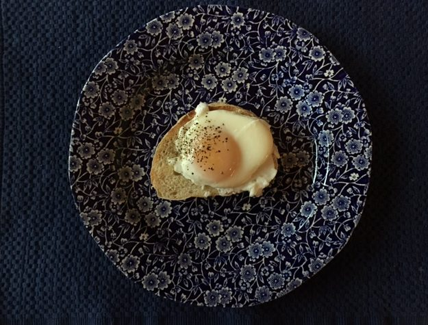 Poached Egg on Sourdough