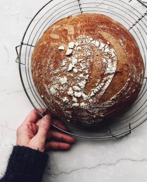 Aran's Gluten Free Sourdough Boule