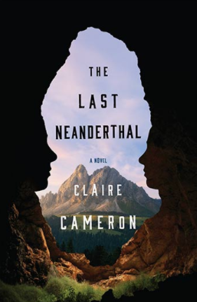 Book Cover - The Last Neanderthal