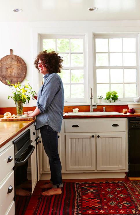 Julia Turshen in her Kitchen