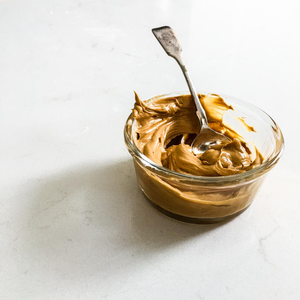 burnt maple butter