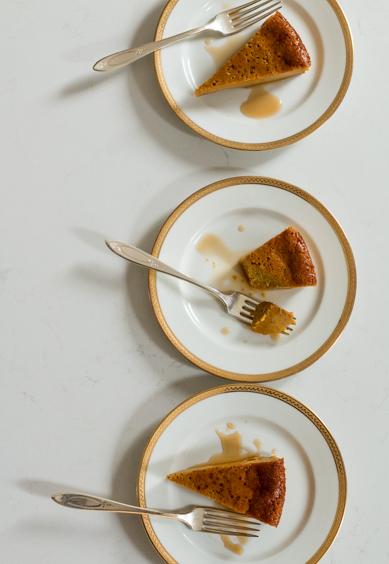 Sweet potato Bebinca
